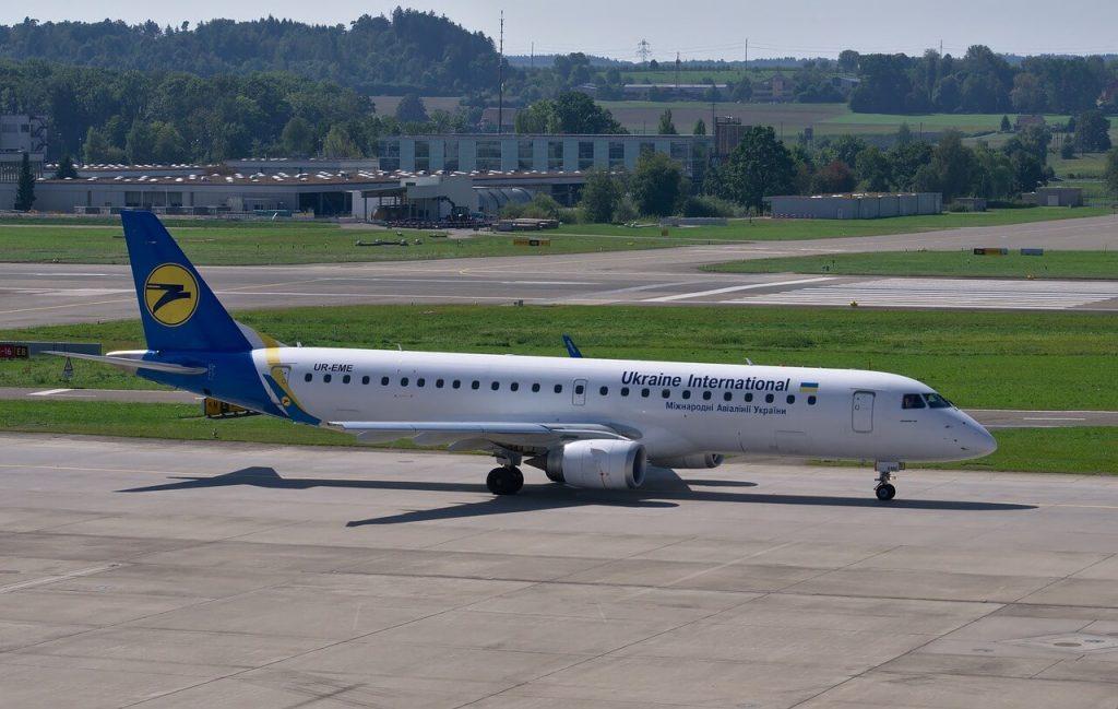 Wycieczka na Ukrainę samolotem