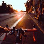 podróż rowerem