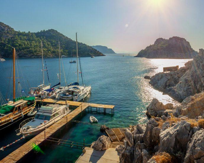 Port w Turcji